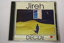 JIREH, Decide (Brand new sealed)