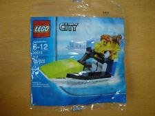 Lego Promo Polybag 30015 - Jet Ski (New & Sealed)