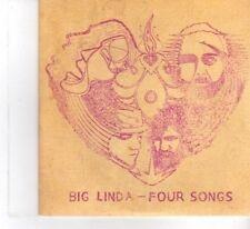 (DF487) Big Linda, Four Songs - 2007 DJ CD