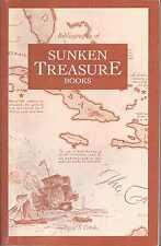 Sunken Treasure Books by Dave Crooks - important ref. for shipwreck collectors