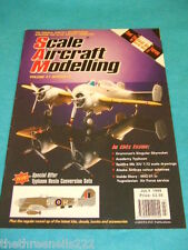 SCALE AIRCRAFT MODELLING - ALASKA AIRLINES - JULY 1999