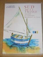 DVD DOC / CARNETS D'AILLEURS SUD DE LA FRANCE, MARSEILLE, CAMARGUE, CORSE / NEUF