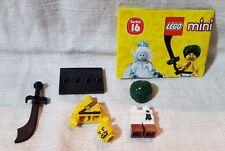 Lego Minifigures Series 16 - Desert Warrior