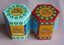 2 x 30g grands pots baume tigre 1 rouge 1 blanc ou choisissez 2 rouge ou 2 blanc