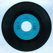 Philippines MFSB Summertime 45 rpm Record