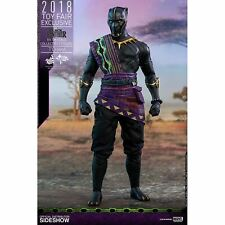 Hot Toys Marvel 1:6 T'Chaka Exclusive Black Panther 1/6 Scale Figure