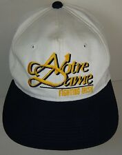 Vintage 1990s NOTRE DAME Fighting Irish SNAPBACK HAT CAP The Game YOUNG AN