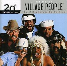 CD de musique disco Village People avec compilation