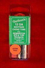 Carlson's Choke Tube 12 GA Remington 11-87, 870, 1100, 887 Extra Full