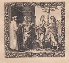 Marcantonio Raimondi, Amedeo Berruti, 1517, XIX secolo acquaforte