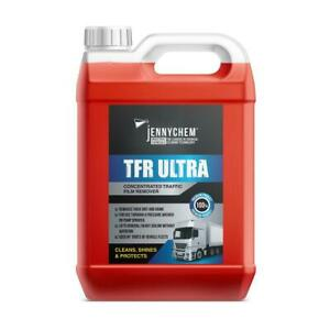 Jennychem Traffic Film Remover Caustic TFR Degreaser Cleaner - 5L