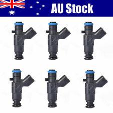6*Fuel Injectors For Holden Commodore Captiva VE VZ 3.6 V6 3.2 WE WL 0280156131