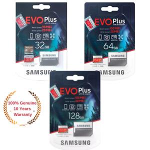 Samsung 32GB,64GB,128GB Micro SD Memory Card for SONY Digital Camera Full HD