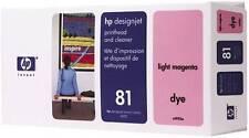 Original HP Cabezal de impresión DesignJet 5000 5500 5500PS/C4955A Nr. 81 Light