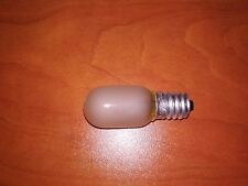 10 x NIGHT LIGHT BULBS C7 MINI BULBS E14 10W SCREW CAP SPARE LAMP 10 watt MATT