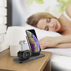 Wireless Charger 3 in 1 for Apple