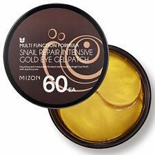 Collagen Under Eye Gel Patches 60PCS Eye Masks Gold Snail Puffy Wrinkles SEALED