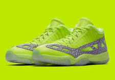 AIR JORDAN 11 RETRO LOW IE VOLT CEMENT sz 12 [919712 700] concord space jam bred