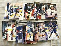 1995-96 Upper Deck UD NHL Hockey 52 card set Brodeur Gretzky SR Pronger Selanne