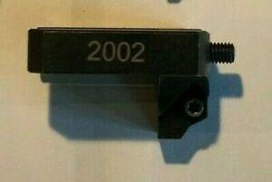 Tip Holder valve seat cutting 2002 NEWEN SERDI ROTTLER COMEC SUNNEN GOODSON