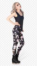 Black Milk Leggings m Cherry Blossoms