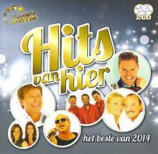 Hits van hier : Het beste van 2014 (2 CD)