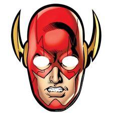 8pk Justice League Paper Masks DC Superhero Birthday Party Favours