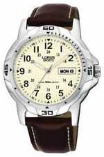 Relojes de pulsera Lorus de cuero
