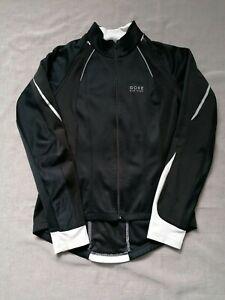 Gore Bike Wear Women's  2-in-1 Jacket Size EU 38/Medium UK  - Black & White