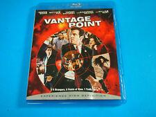 Vantage Point (+ BD Live) [Blu-ray] Blu-ray