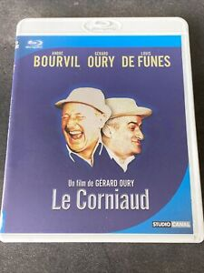 LE CORNIAUD BLURAY BOURVIL LOUIS DE FUNES GERARD OURY STUDIOCANAL FRANCE