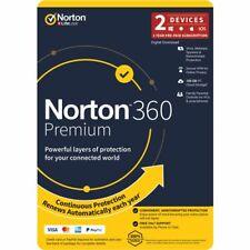 Norton 360 Premium 100GB 2 Devices 1 Year