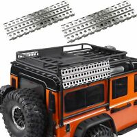 2PCS Metal Sand Ladder Board Trucks für 1/10 RC Crawler TRX4 SCX10 D90 CC01 Tool
