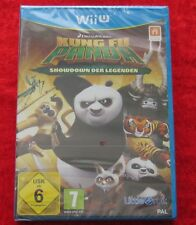Kung Fu Panda Showdown der Legenden, Nintendo WiiU Spiel Neu, deutsche Version