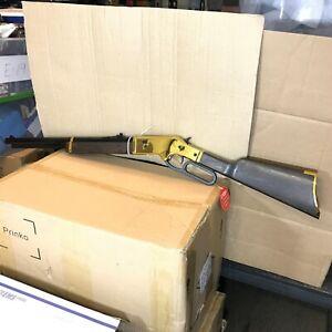 Barra Air Gun 1866 Cowboy Series BB Pellet Gun .177 Cal 800 FPS Multi Pump Rifle