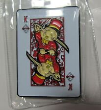 MICK DAGGER Garbage Pail Kids Playing Cards GPK Challenge Coin 46/100 SLADE