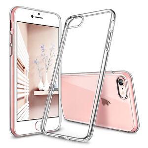 ESR Essential Series Soft TPU Gel Back Clear Case for iPhone 7 / 8 / SE (2020)