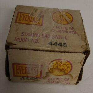 VINTAGE - EVERLAST BOXING STRIKING BAG SWIVEL- RARE MODEL- NIB #4440 NEW