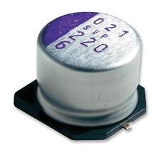 Capacitors - Aluminium Electrolytic - CAP ALU ELEC 390UF 2.5V SMD