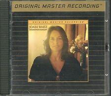 Baez, Joan Diamonds & Rust MFSL Gold CD UII UDCD 646 ohne J-Card OOP