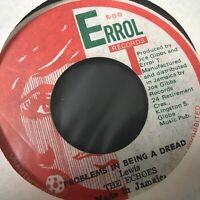 The Echoes Problems In Being A Dread Joe Gibbs Errol Thompson JA Press reggae NM