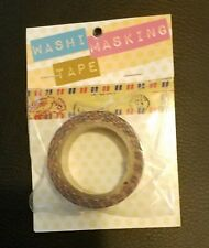 Air mail design Washi Tape .625 inches x 26.25 ft. by Darice