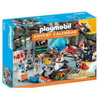 Playmobil Advent Calendar Top Agents - Full of PLAYMOBIL Figurines & Parts