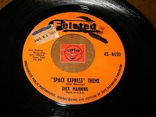 "DICK MANNING - ""SPACE EXPRESS""  THEME - DANCING PRINCE / LISTEN - EASY LISTENING"
