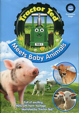 Tractor Ted - Meets Baby Animals Children's DVD Farming