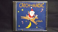 CATCH THE MAGIC AT DILLARD'S MUSIC CD HOLIDAY COLLECTION 2001 - 10 SONGS