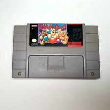 Super Punch Out SNES Super Nintendo (1994, authentic tested)