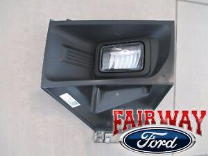 17 thru 19 Super Duty F250 F350 F450 F550 OEM Ford Fog Lamp Light LH Driver- LED