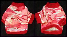 Unbranded Cotton Blend Vests for Dogs