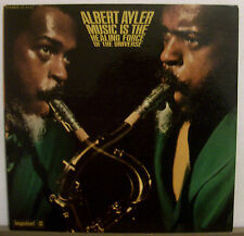 Albert Ayler/Music Is the Healing Force Of the Universe/ABC Impulse/AS9191/NM